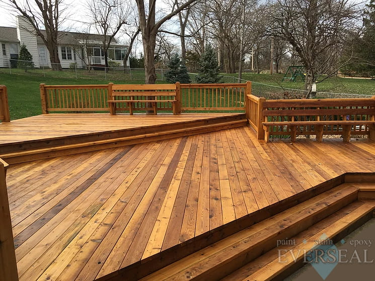 Photos of Deck & Fence Staining Service - St Louis, MO