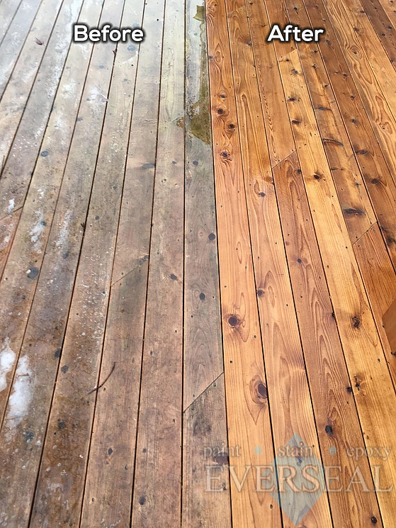 Everseal Deck Staining Amp Fence Staining Photo Gallery